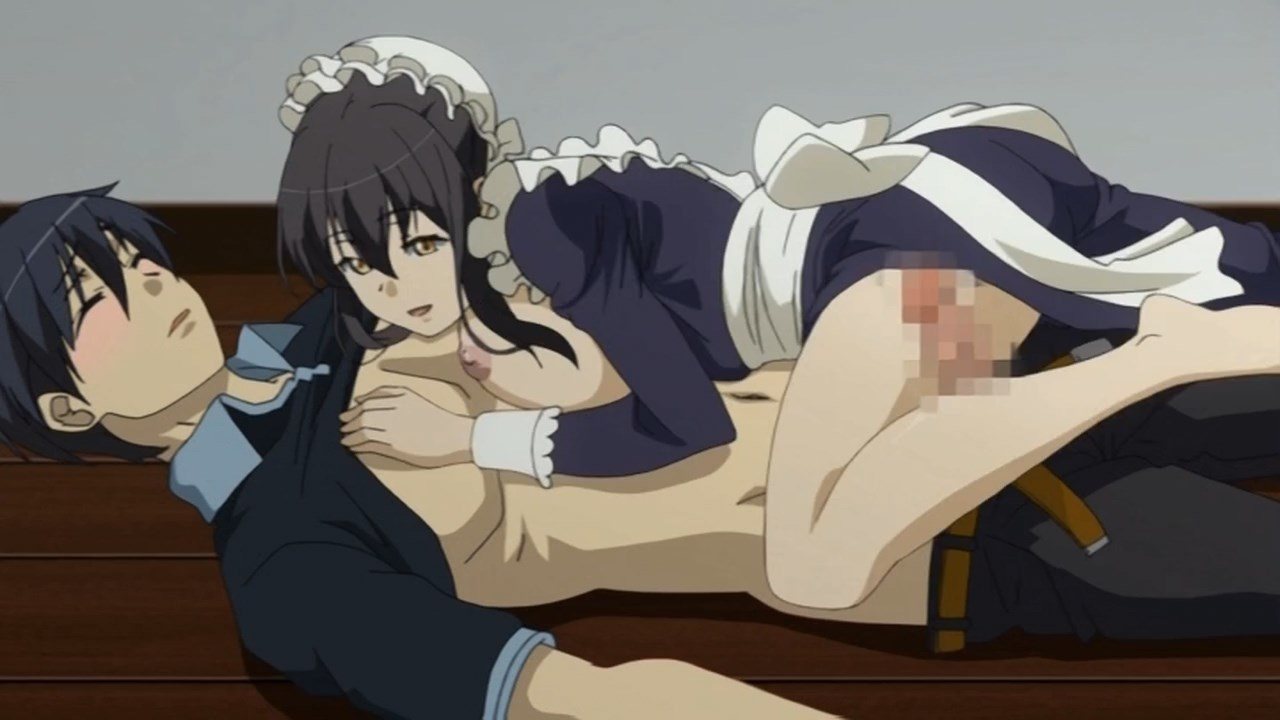 Because they sex video anime schönstes video