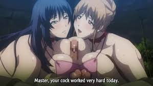 Beautiful Anime Mother XXX Daughter Lesbian Sex Scene